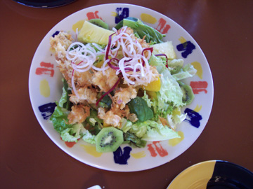 Cafe Diablo Salad, photo by participant Pat Owens